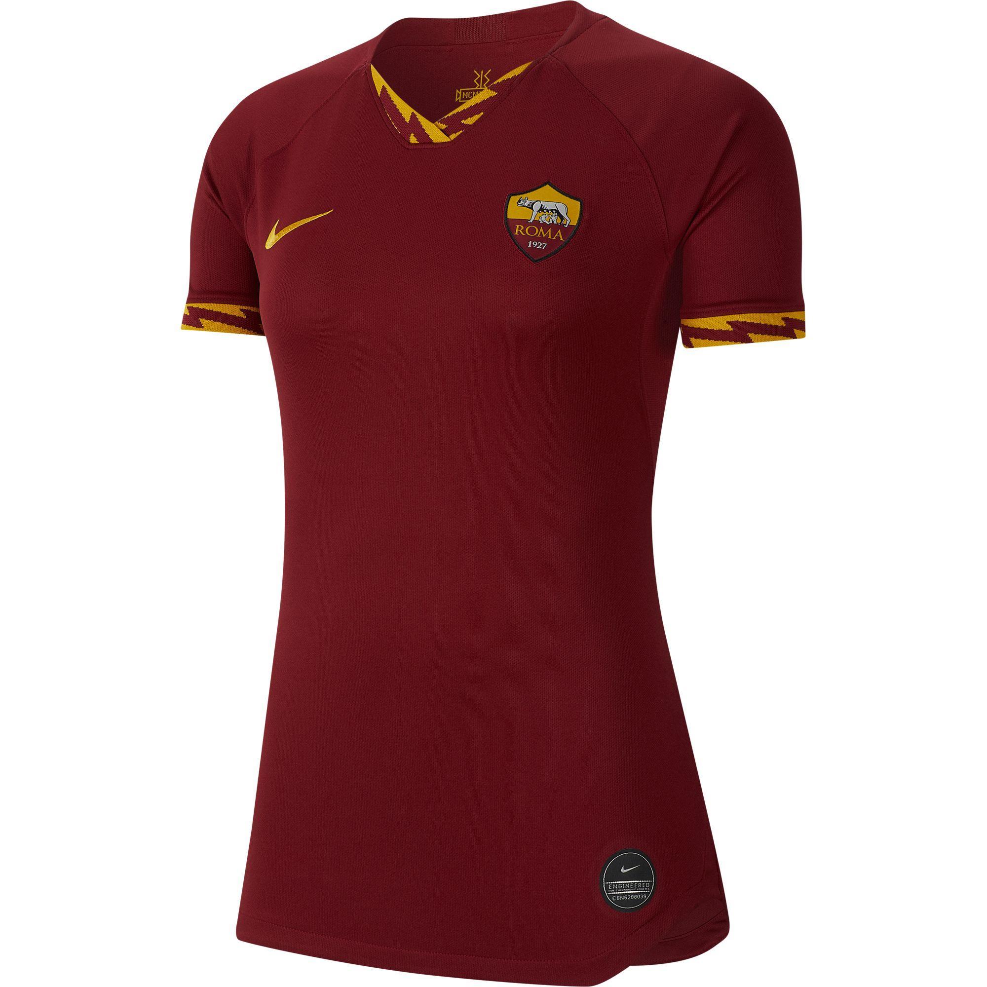 Nike Maglia Gara Home Roma Donna  19/20