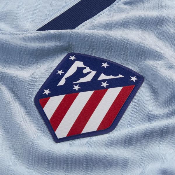 Nike Maglia Gara Terza Atletico Madrid   19/20 Blu Tifoshop