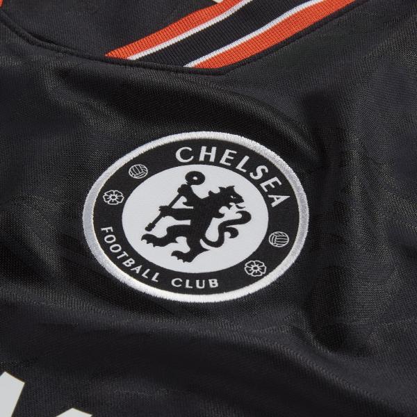 Nike Maglia Gara Terza Chelsea   19/20 Nero Tifoshop