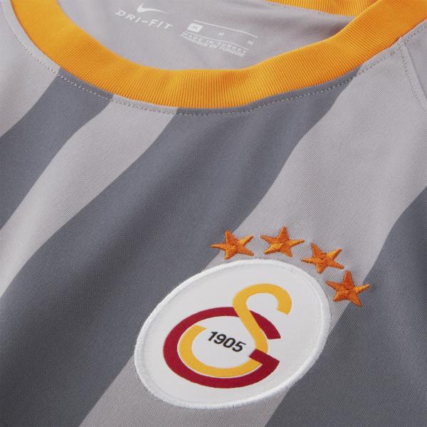 Nike Maglia Gara Terza Galatasaray   19/20 Grigio Tifoshop