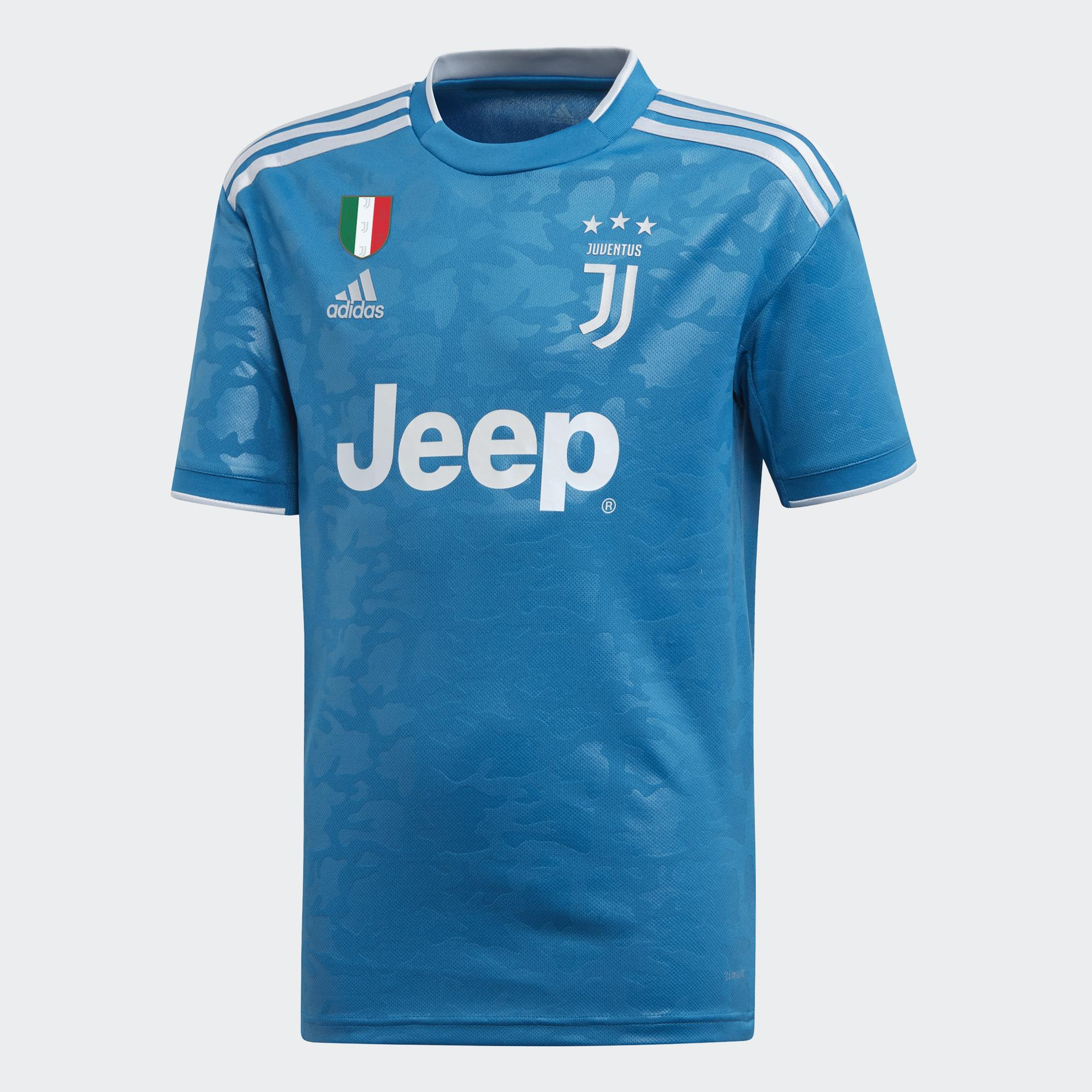 Adidas Maglia Gara Terza Juventus   19/20