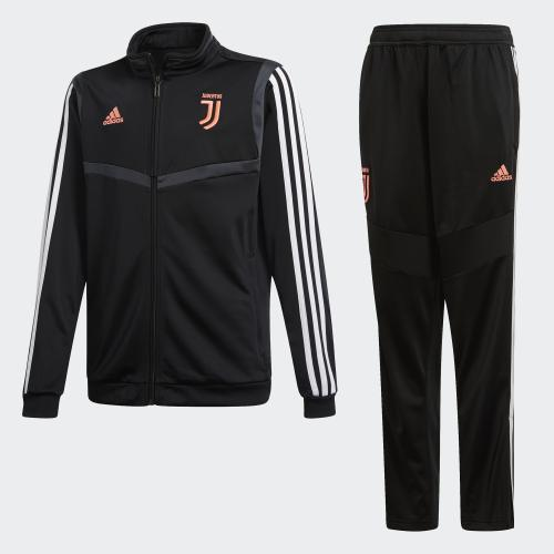 Adidas Tracksuit Training Juventus Junior