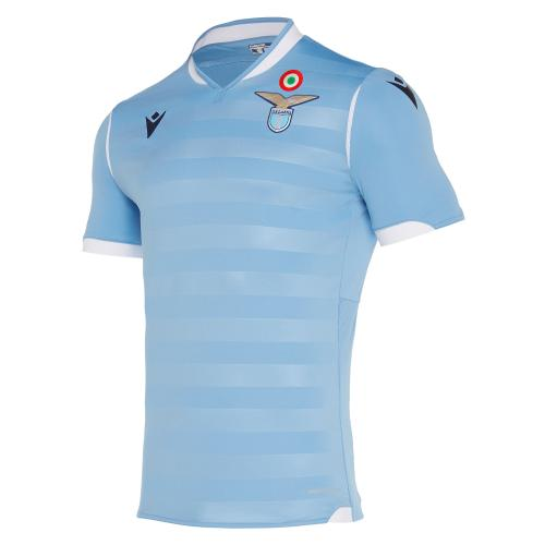 Macron Shirt Home Lazio   19/20