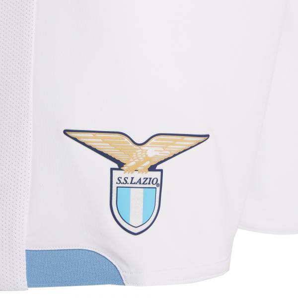 Macron Pantaloncini Gara Home Lazio   19/20 Bianco Tifoshop