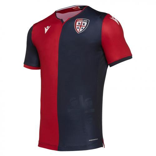 Macron Shirt Home Cagliari   19/20