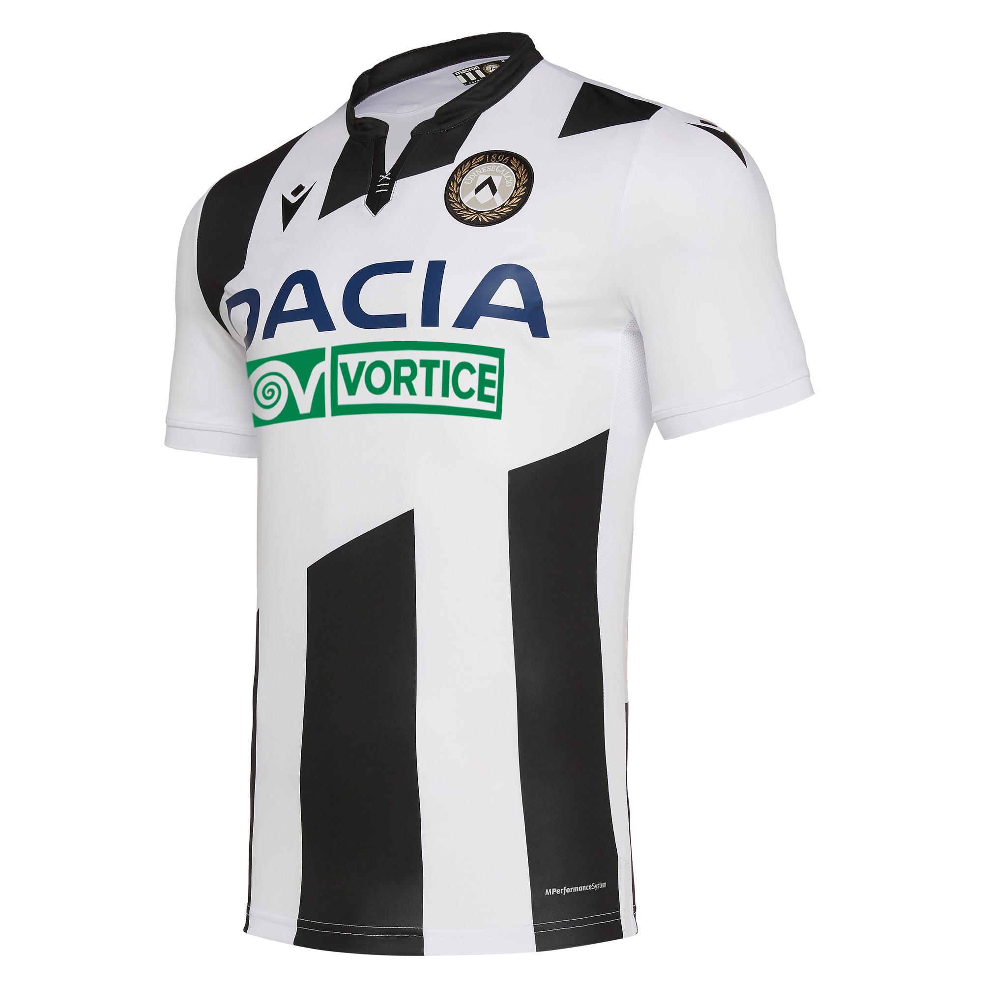 Macron Maglia Gara Home Udinese   19/20