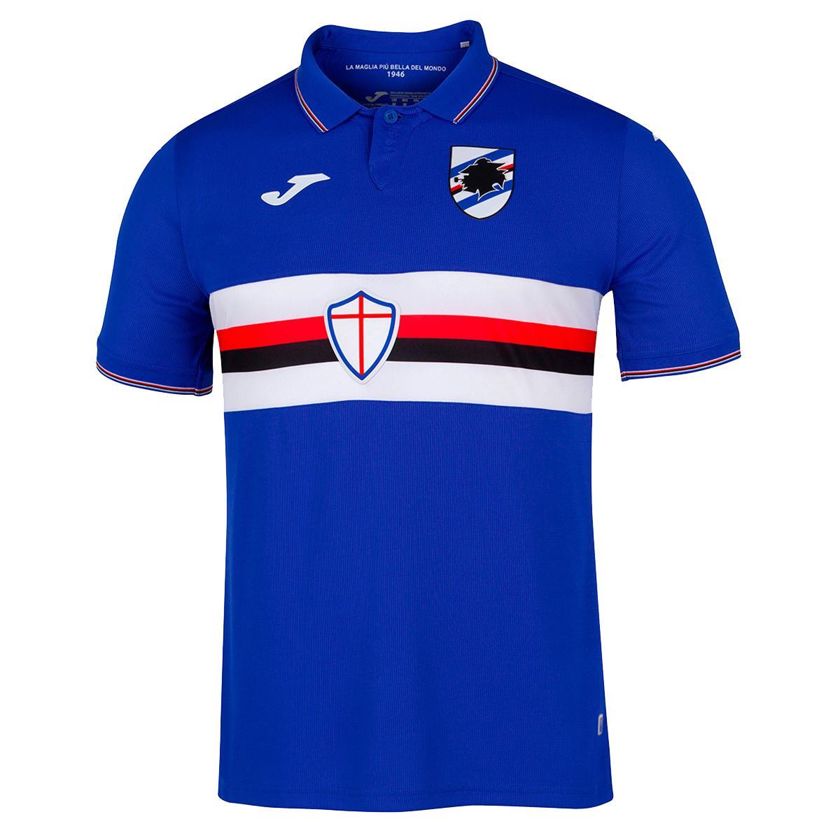 Joma Maglia Gara Home Sampdoria   19/20