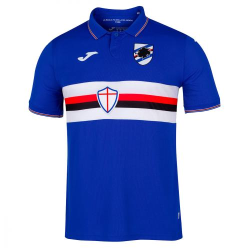 Joma Maillot de Match Home Sampdoria   19/20