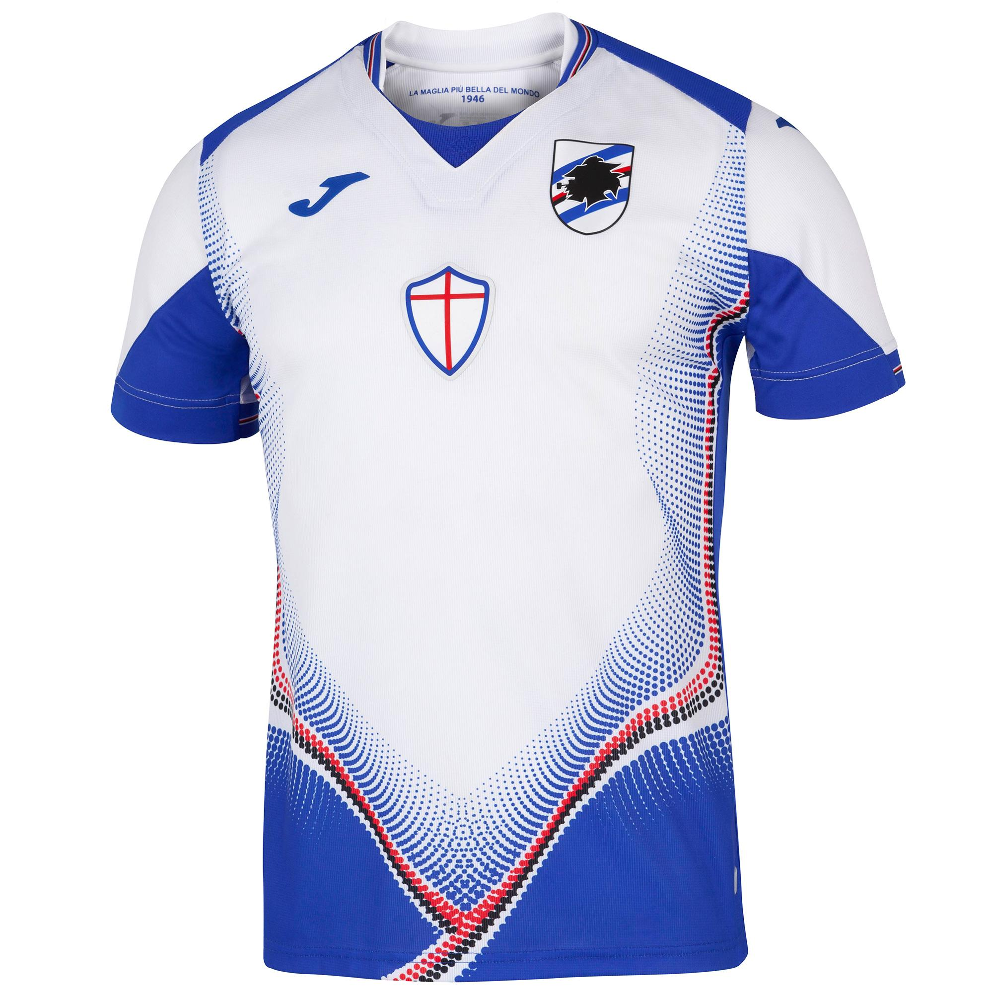 Joma Maglia Gara Away Sampdoria   19/20