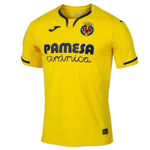 Joma Shirt Home Villareal   19/20
