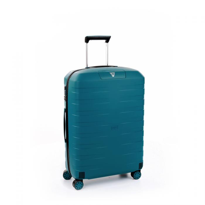 Medium Luggage  BLUE DENIM