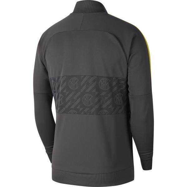 Nike Felpa I96 Inter Grigio Tifoshop