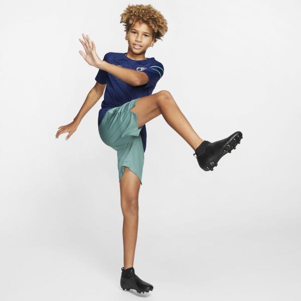 Nike T-shirt  Junior Cristiano Ronaldo Blu Tifoshop