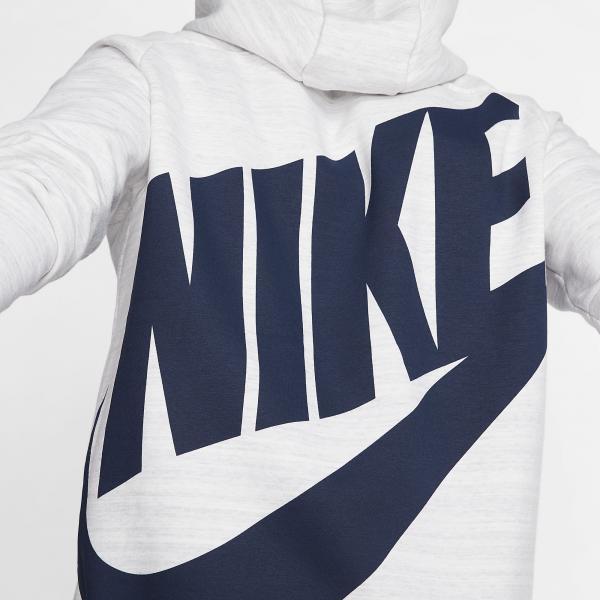 Nike Felpa  Paris Saint Germain Bianco Tifoshop