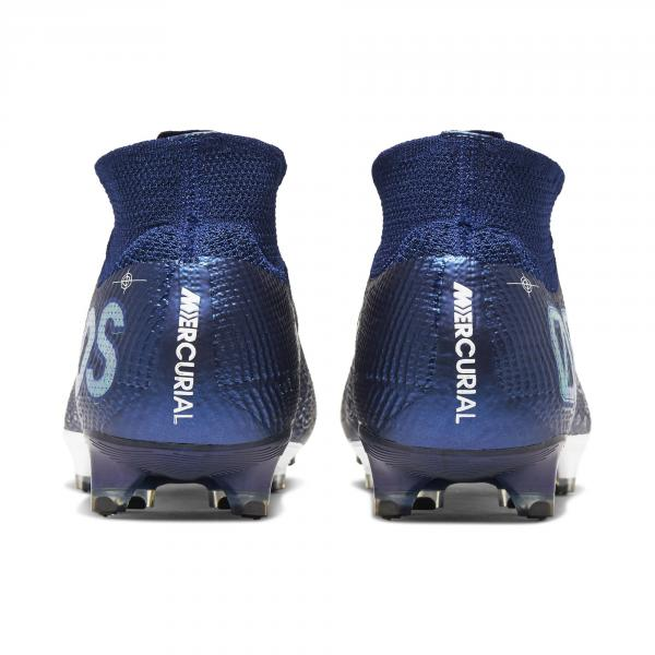 Nike Scarpe Calcio Mercurial Superfly 7 Elite Mds Fg Blu Tifoshop