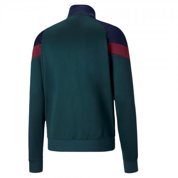 Puma Felpa Iconic Mcs Italia Verde Tifoshop
