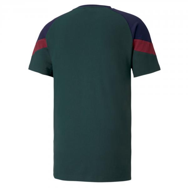 Puma T-shirt Iconic Mcs Italia Verde Tifoshop