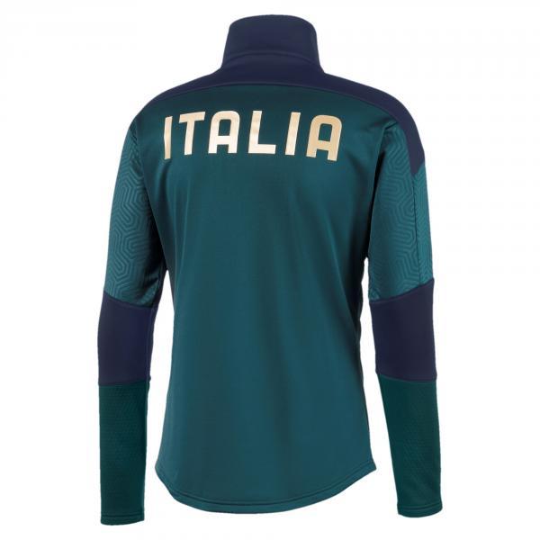 Puma Pile Allenamento Italia Verde Tifoshop