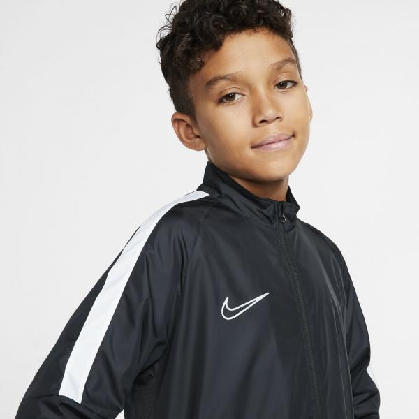 Nike Antipioggia  Junior Nero Tifoshop