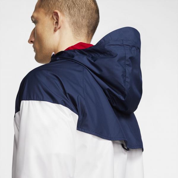 Nike Antivento  Paris Saint Germain Bianco Tifoshop