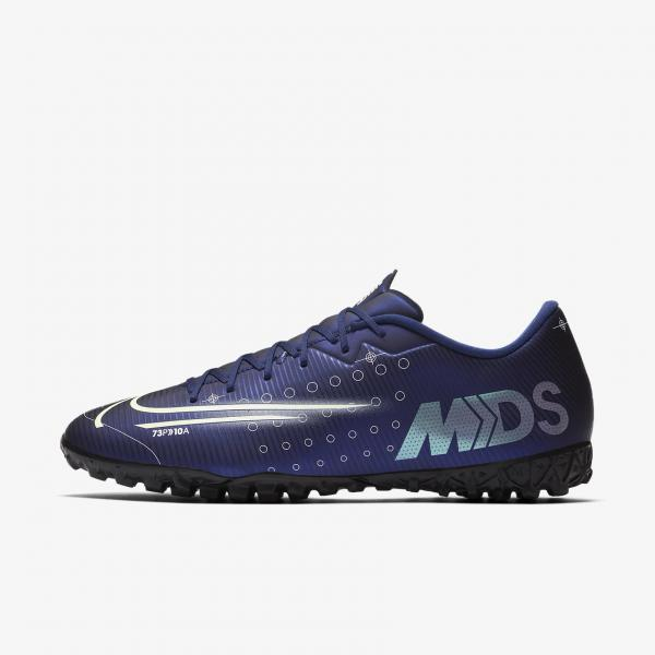 Nike Scarpe Calcetto Mercurial Vapor 13 Academy Mds Tf  Junior Blu Tifoshop