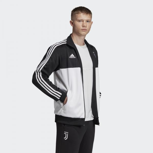 Adidas Felpa Allenamento Juventus Nero Tifoshop