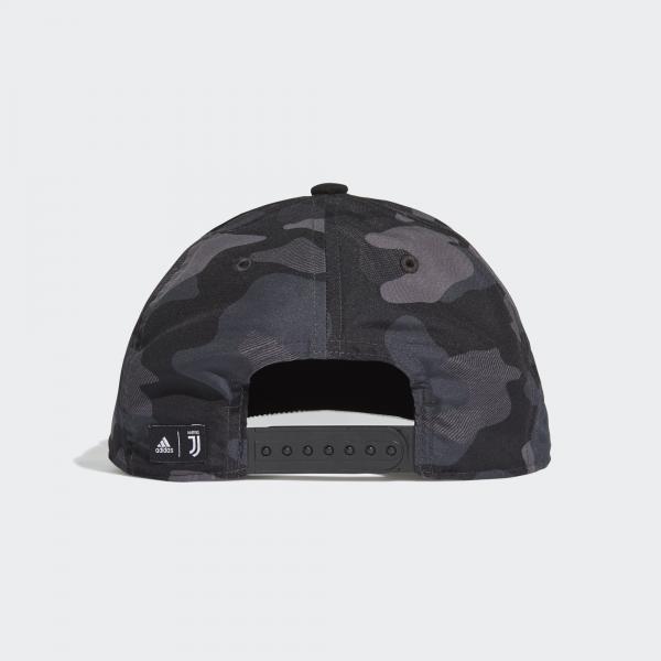 Adidas Cappellino  Juventus Nero Tifoshop