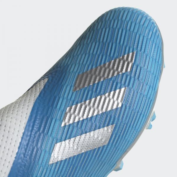 Adidas Scarpe Calcio X 19.3 Ll Fg  Junior Azzurro Tifoshop