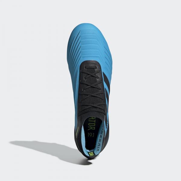 Adidas Scarpe Calcio Predator 19.1 Fg Azzurro Tifoshop