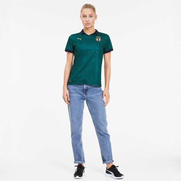 Figc Third Shirt Replica Woman