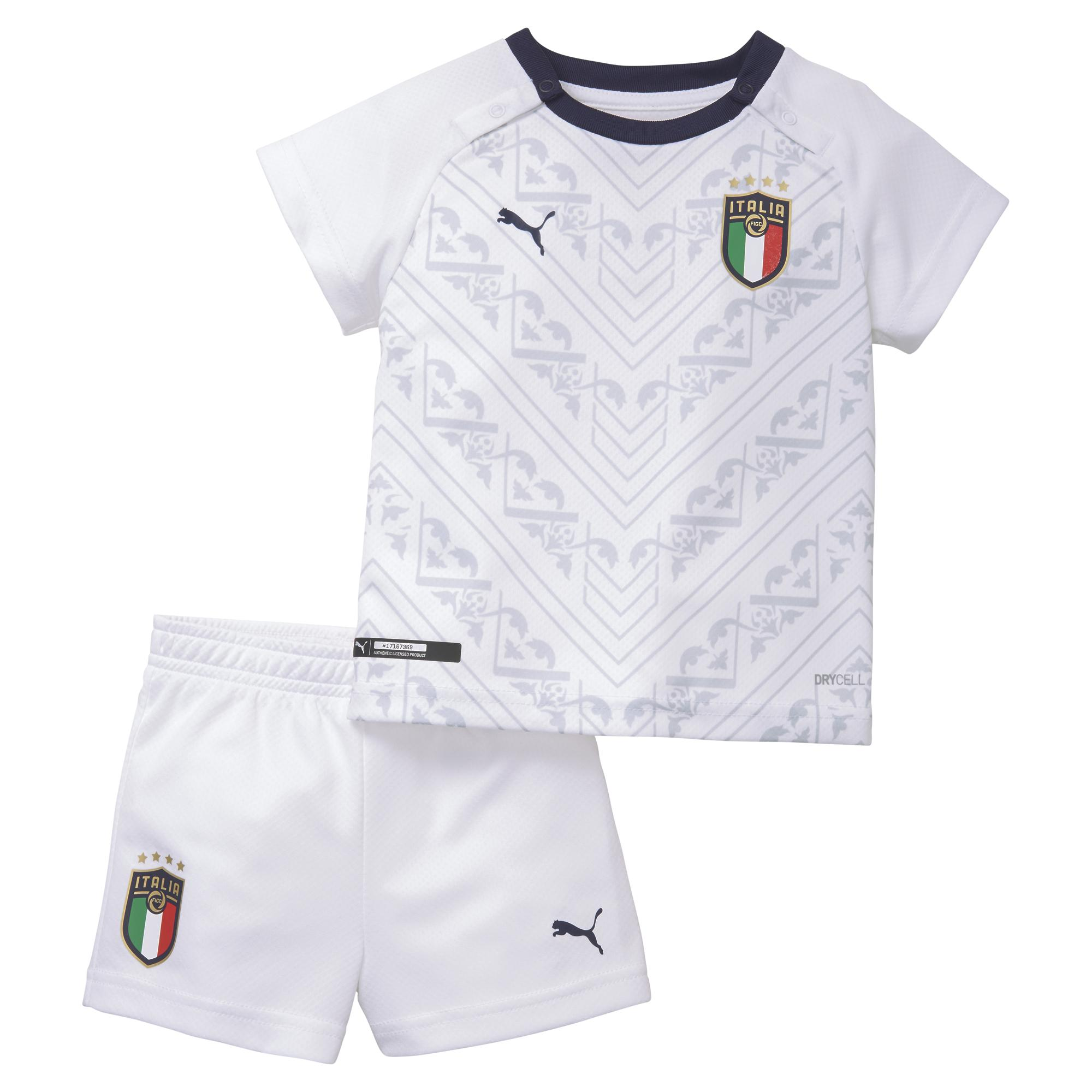 Completino Baby Figc Away