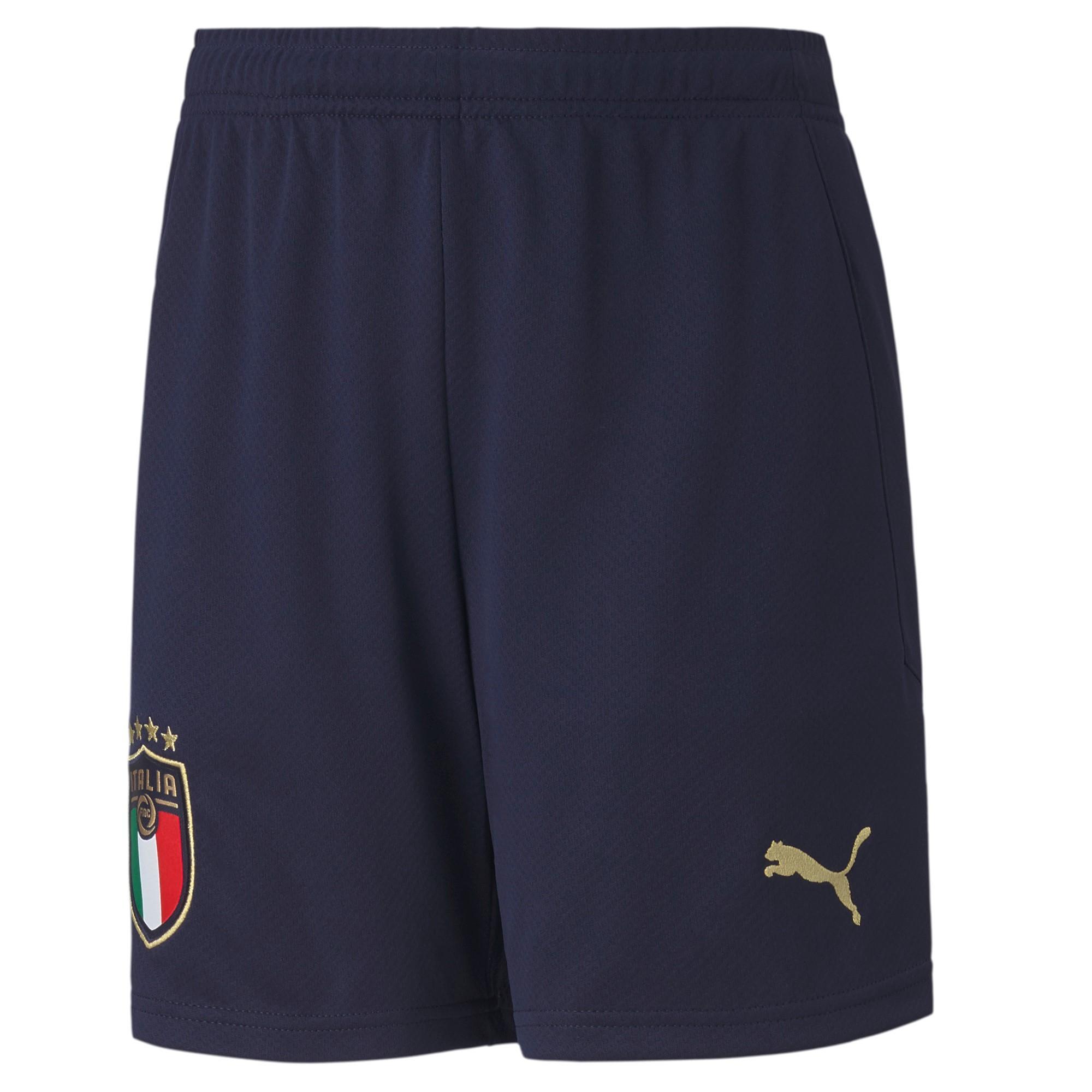 Puma Pantaloncini Gara Away Italia Junior  20/22
