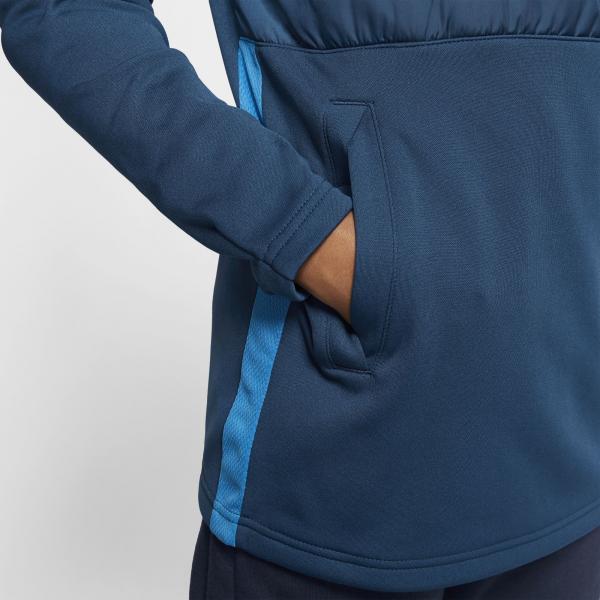 Nike Maglia Allenamento Dri-fit Academy  Junior Blu Tifoshop