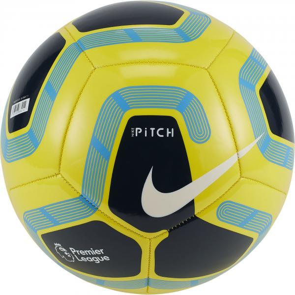 Nike Pallone Pitch Premier League Giallo Blu Tifoshop