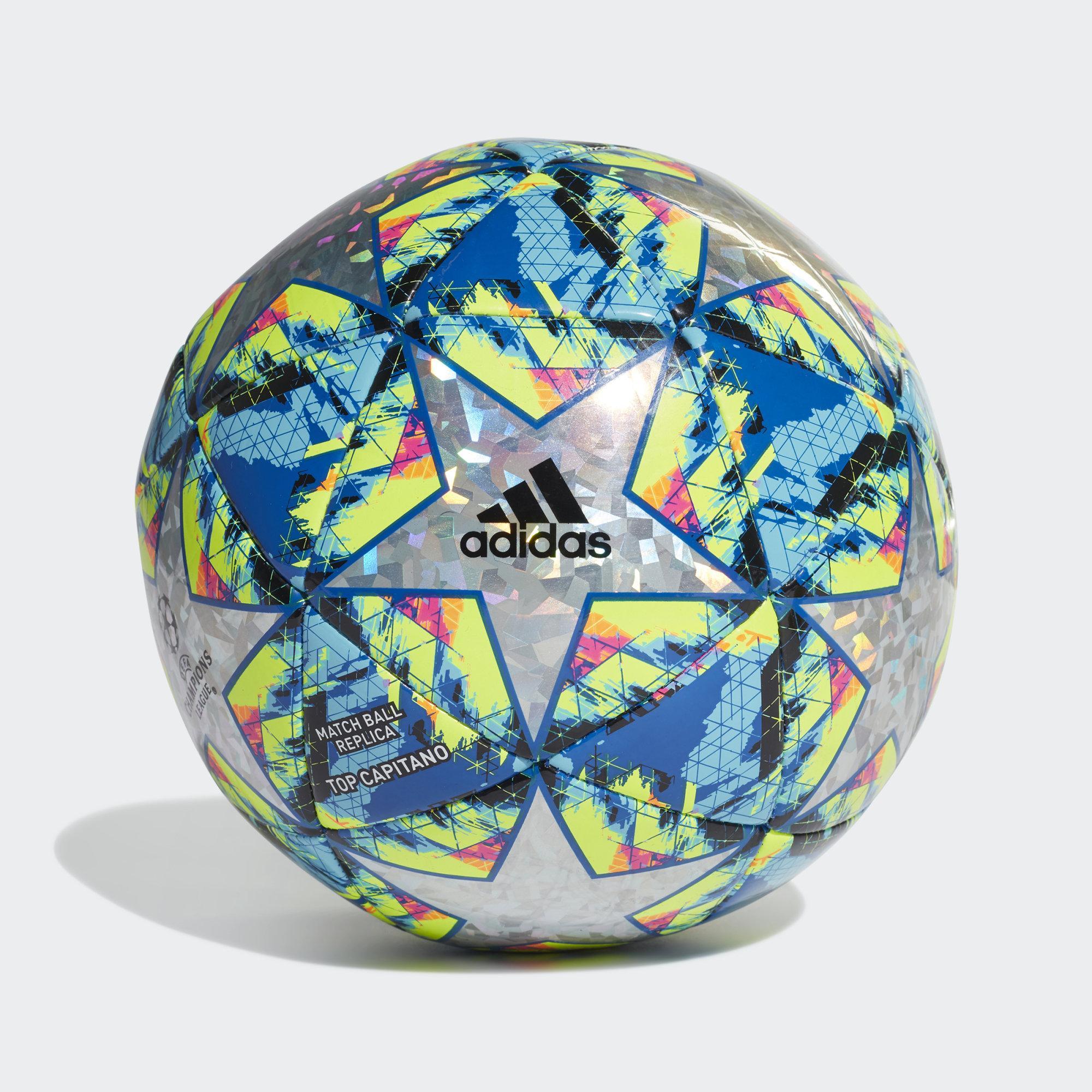 Adidas Pallone Finale Top Capitano