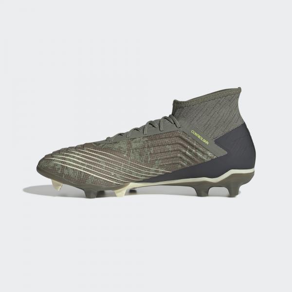 Adidas Scarpe Calcio Predator 19.2 Fg Verde Tifoshop