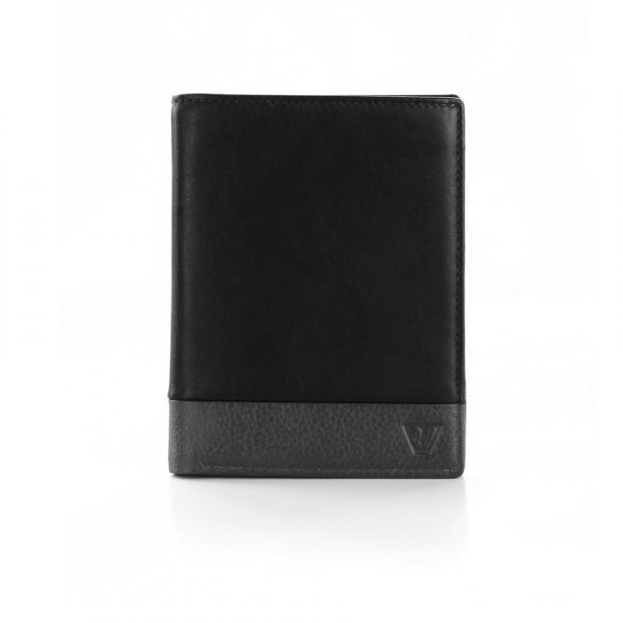 Men's Wallet  BLACK