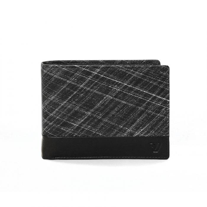 Men's Wallet  BLACK