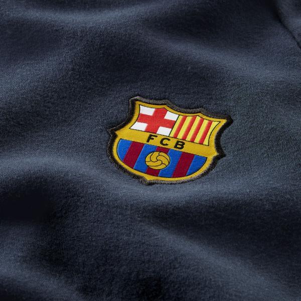 Nike Felpa  Barcellona Ossidiana Tifoshop