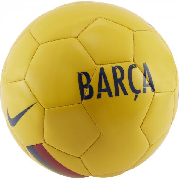 Nike Pallone Supporters Barcellona Giallo Tifoshop