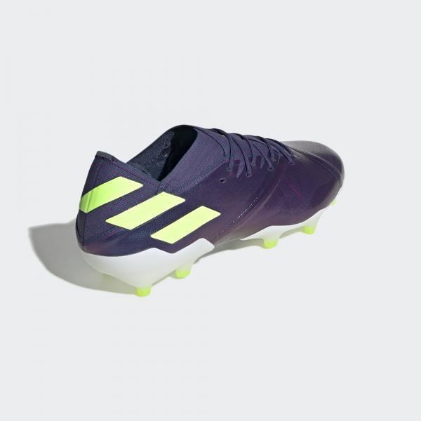 Adidas Scarpe Calcio Nemeziz Messi 19.1 Fg Indaco Tifoshop