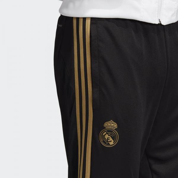adidas hose schwarz gold