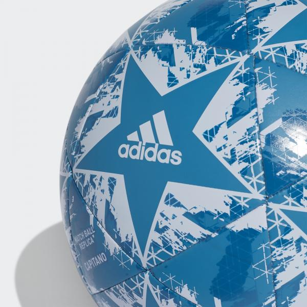 Adidas Pallone Ucl Finale 19 Capitano Juventus Blu Tifoshop