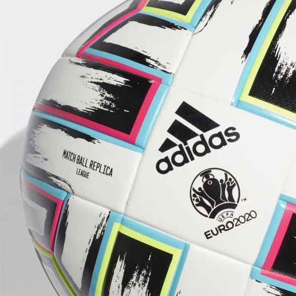 Adidas Pallone Uniforia League Box Bianco Tifoshop