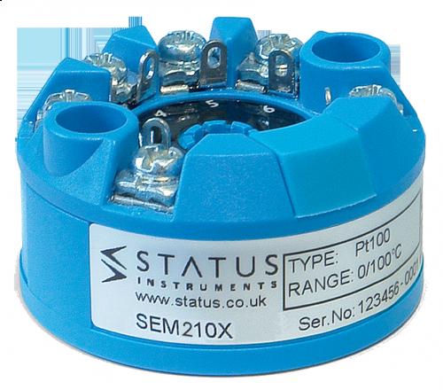 In Head Temperature Transmitters sem210x mkii