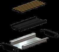 Convertors slim serie 7,2mm – 6,2mm drdzu1410