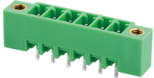 PCB special terminal blocks 15EGTVM-3,81-12P-14-00AH