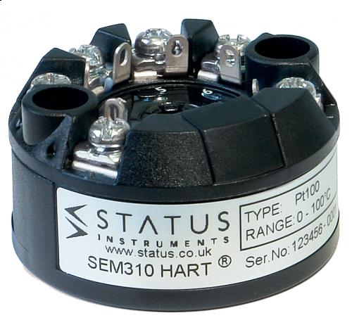 In Head Temperature Transmitters sem310 mkii