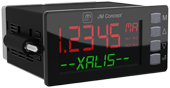 Panel digital indicators XALIS1000-U1