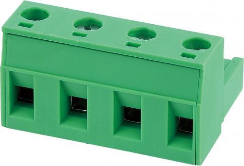 Pluggable screw terminal blocks 2EGTK-7,62-04P-14-00AH